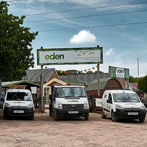 Eden Landscaping Team